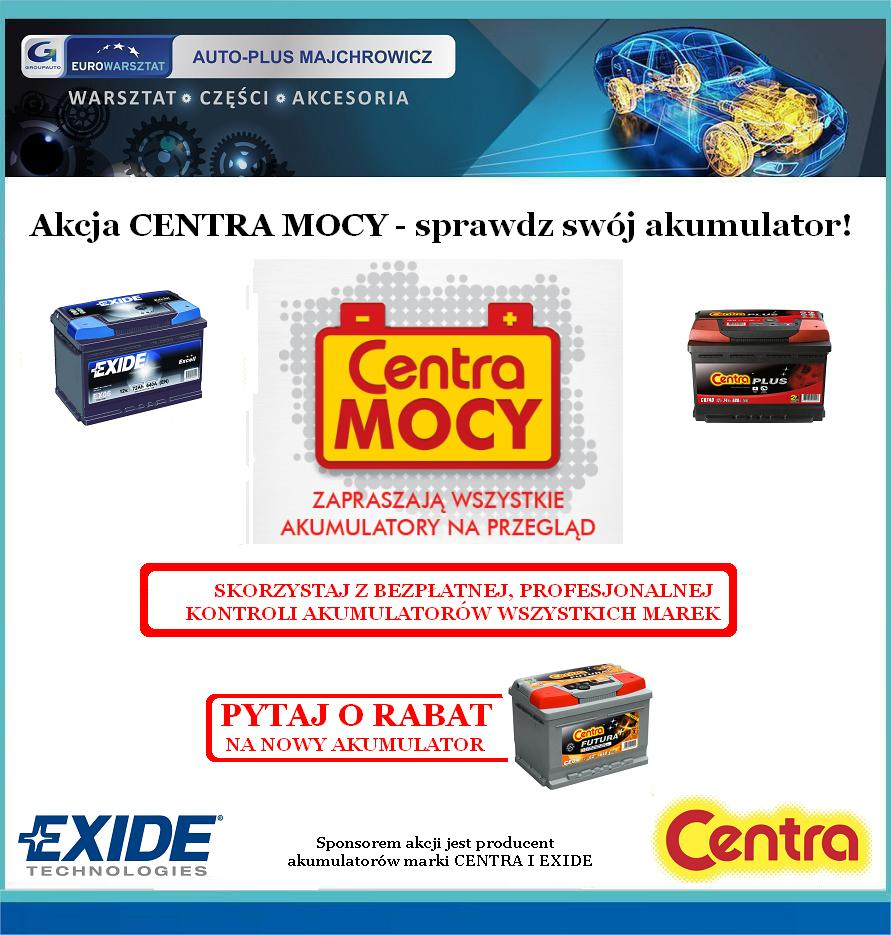 centra mocy